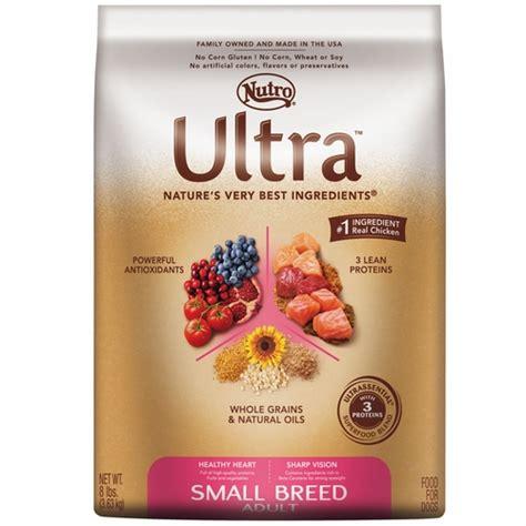nutro small breed puppy food nutro ultra small breed food 8 lb