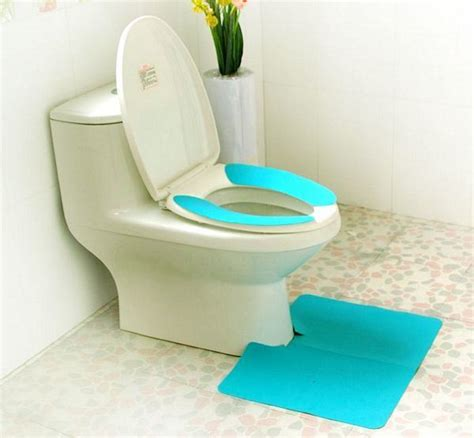 Bathroom Rugs And Toilet Seat Covers Bath Rugs And Toilet Seat Covers Brilliant Blue Bath Rugs And Toilet Seat Covers Images