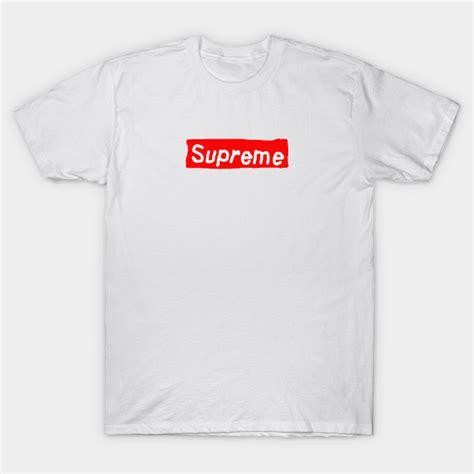 supreme t shirt supreme supreme t shirt teepublic