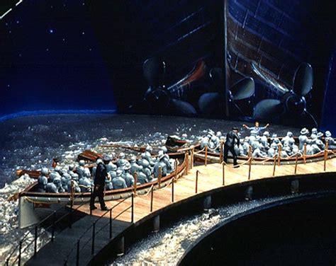 titanic boat ride scientific art studio titanic the ride model