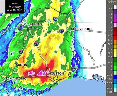 texas rainfall totals map tcn the new abnormal the houston flood disaster s climate context