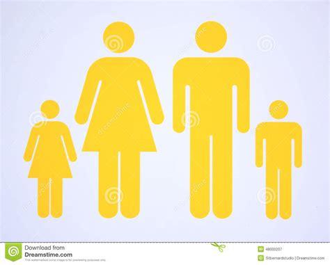 Elemental Architecture symbole de famille nucl 233 aire consistant les deux parents