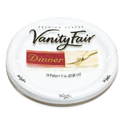 Vanity Fair Disposable Plates by Sil Paperplates Vanityfair Detail Jpg