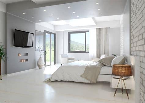 yatak odasi perde modelleri 2016 ev dekorasyonu beyazın asaletine sahip yatak odası dekorasyonları cool