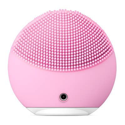 Foreo Cleansing Mini foreo mini 2 cleansing brush pearl pink