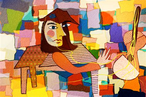 picasso geometric paintings how to create a cubist masterpiece in illustrator