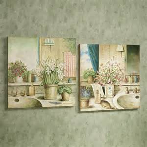Bath Wall Decor by Rustic Bathroom Wall Decor 187 Home Design