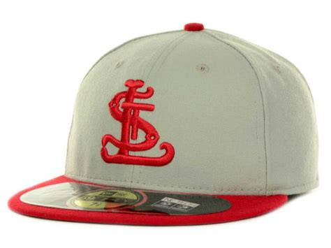 st louis cardinals new era mlb turn back the clock