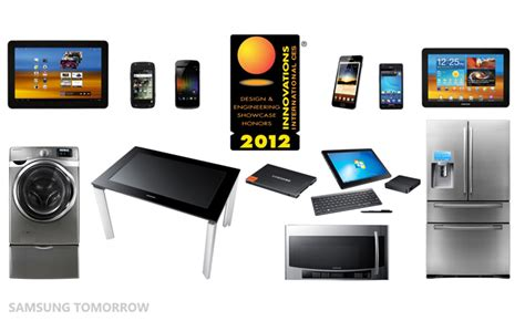 Samsung Electronics by Samsung Electronics Already Set To Sweep The 2012 Ces