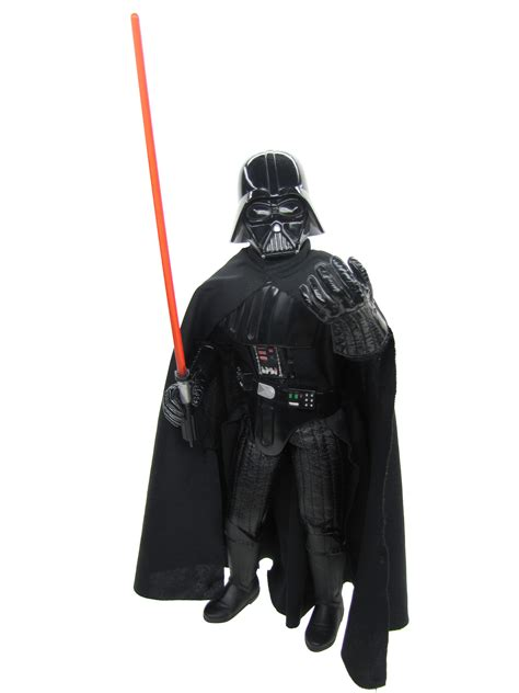 Wars The Last Jedi Darth Vader 12 Inch Hasbro Original wars 12 electronic darth vader figure 4k wallpapers