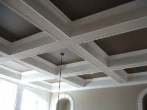 Coffered Ceiling Beams Custom Coffered Ceiling 187 Contractors