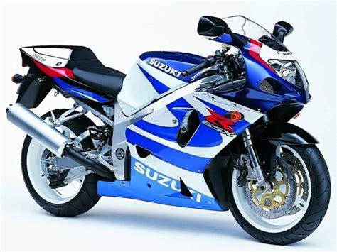 Suzuki 2000 Motorcycle Models Suzuki Gsx R 750
