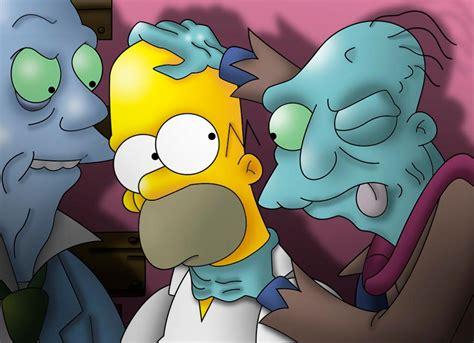 halloween imagenes los simpson los simpson halloween im 225 genes the simpsons halloween