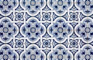 Home Interior Design Pictures Free Blue Pattern Detail Of Portuguese Glazed Ceramic Tiles