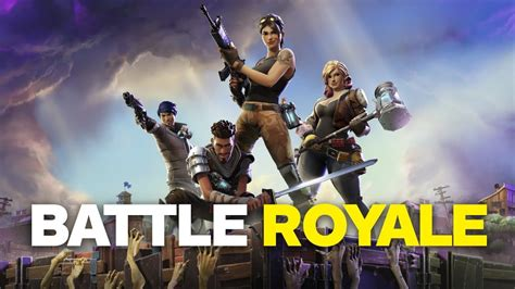 battle royale fortnite battle royale preview