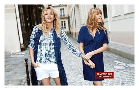comptoir des cotonniers the summer 2015
