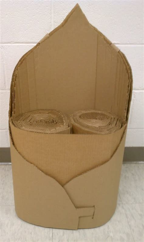 Without A Chair cardboard chairs ideas cardboard chairs without