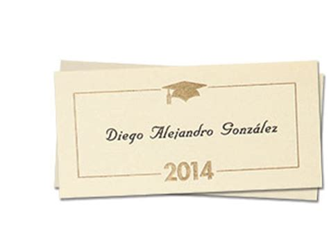 template for graduation name cards 5 best images of free printable graduation name cards