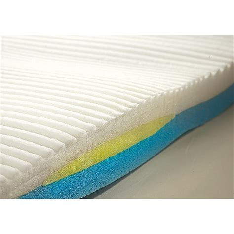 cloud bed contour 174 cloud memory foam topper 137520 mattress