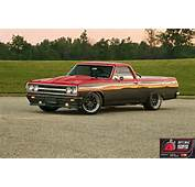OUSCI Preview Mike Hollemans 1965 Chevy El Camino OPTIMABATTERIES