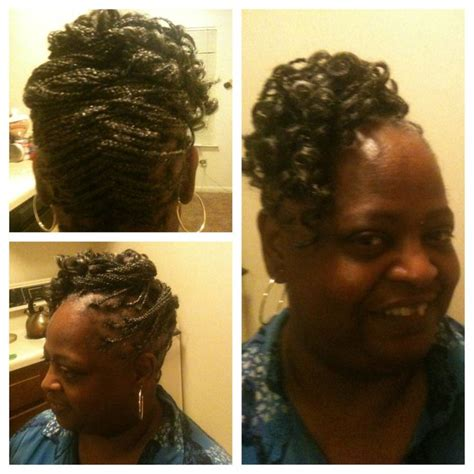 french hair braid salt pepper salt and pepper individual braids braids twists