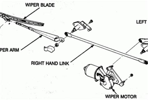 windshield wiper assembly diagram 1968 ford bronco wiring diagram wedocable