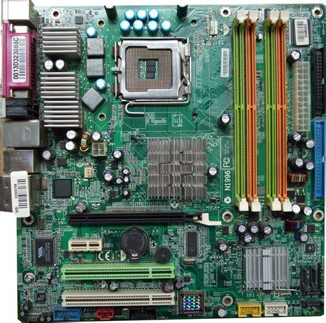 Msi Sockel 775 by Ms 7187 Msi Socket 775 Matx Ddr2 Motherboard Ebay