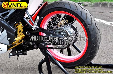 Modification Vixion Lightning by Vnd Hub Japanese Technology Image