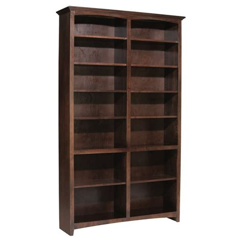 whittier wood bookcase collection 48 wide