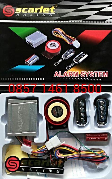 Alarm Motor Sinagawa alarm motor terbaik new honda vario 125 esp alarm sepeda
