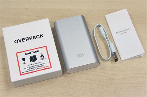 Mi Power Bank 5200mah xiaomi mi power bank 5 200mah this is what rm25 gets you hardwarezone my