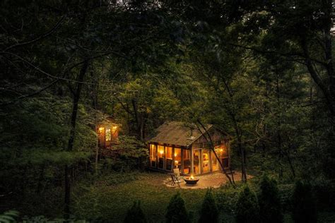 Candlewood Cabins Glass House by Adventure Journal Candlewood Cabins Richland Center