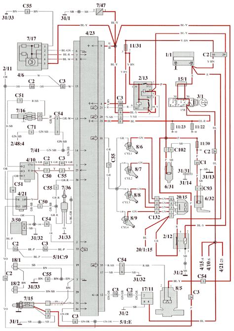 93 aerostar fuse box diagram 93 get free image about