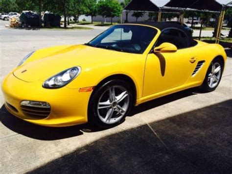 sell used 2011 porsche boxster base in 1020 charles street longwood florida united states