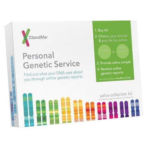dna test kit 23andme dna ancestry genetic test kit target