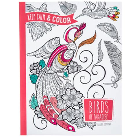 coloring books for adults at hobby lobby birds of paradise coloring book hobby lobby