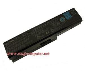 Harga Baterai Toshiba L510 Original jual baterai original toshiba satellite l600 l600d l630
