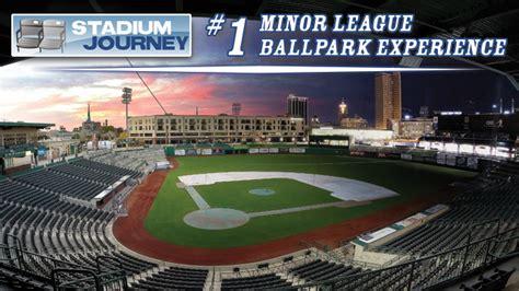 2015 Mlb Ballpark Experience Rankings Stadium Journey | parkview field ranked no 1 ballpark experience in minors