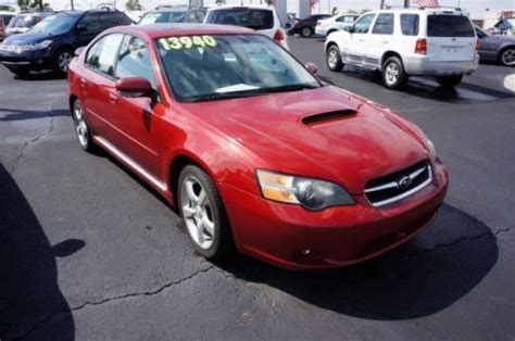 2005 subaru legacy 2 5 gt limited long term test verdict buy used 2005 subaru legacy 2 5 gt limited in 6195 dixie hwy fairfield ohio united states