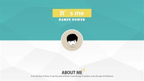 Self Introduction Ppt Template Quantumgaming Co Self Introduction Ppt Templates Free