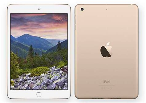 home design gold ipad apple ipad mini 3 16gb wifi gold price in pakistan