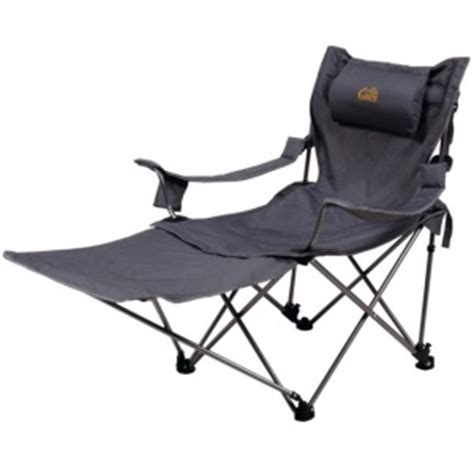 folding recliner chair with footrest folding chair with detachable footrest