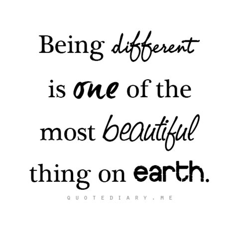 Different Is Beautiful pics for gt different is beautiful quotes