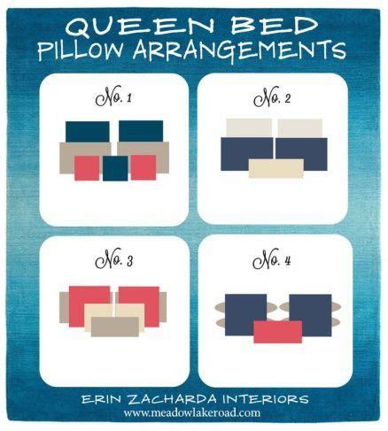 1000 ideas about pillow arrangement on pinterest bed 1000 ideas about decorative bed pillows on pinterest