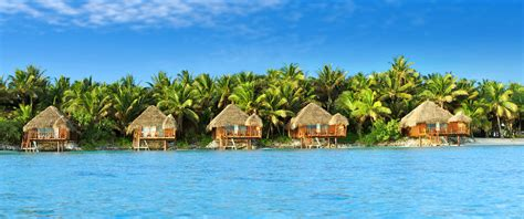 bungalow overwater in fiji islands yfgt honeymoon cook islands overwater bungalow vacation