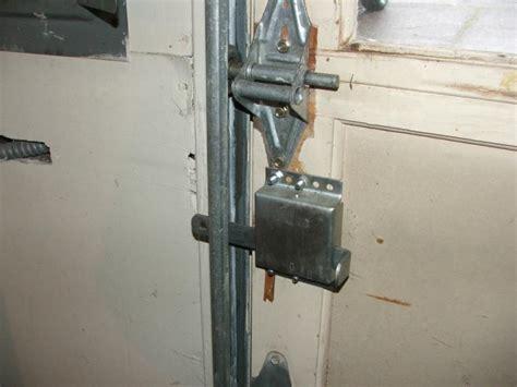 Garage Door Knob Garage Upstanding Garage Door Lock Ideas Real Carriage