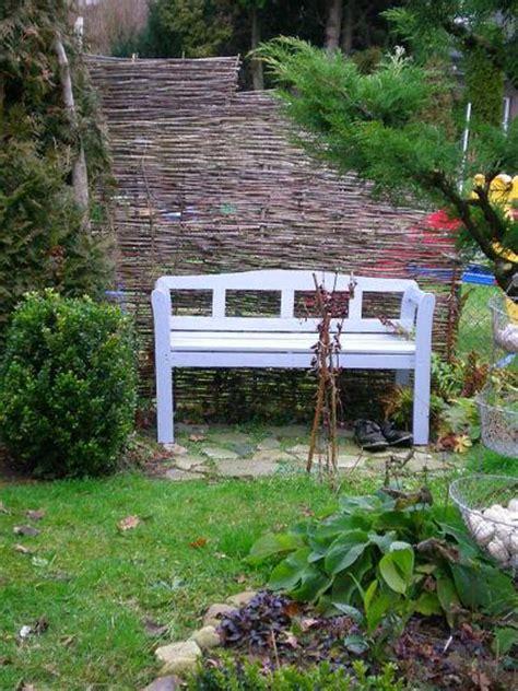 sichtschutz für kleine gärten 1424 idee hecke garten