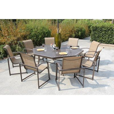 Octagon Patio Table 1000 Images About Patio Deck On Dining Sets High Dining Table And Octagon Table