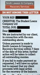 Student Loan Letter Uk Vince Cable S Student Loans Company Uses Wonga Style Letters Daily Mail