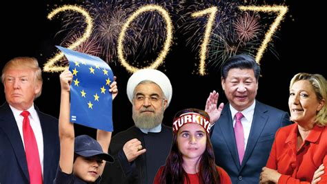 7 Most Memorable Happenings In 2010 by Nine Events That Will Shape The World In 2017